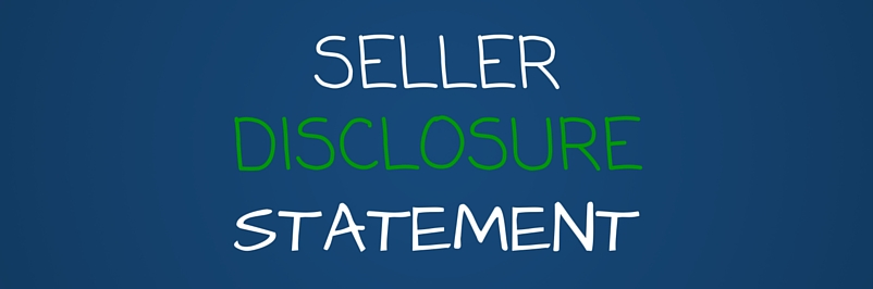 Seller Disclosure Statement-1